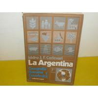 Libro Texto Secundario Geografia Humana Y Economica Arg De L