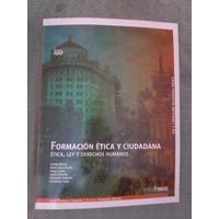 Libro De Formación Ética Y Ciudadana 9 Ed. Tinta Fresca