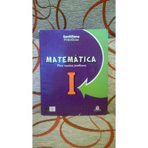 Libro De Matemática 1 Santillana