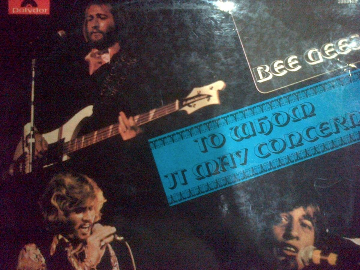The Bee Gees Lp (to Whom It