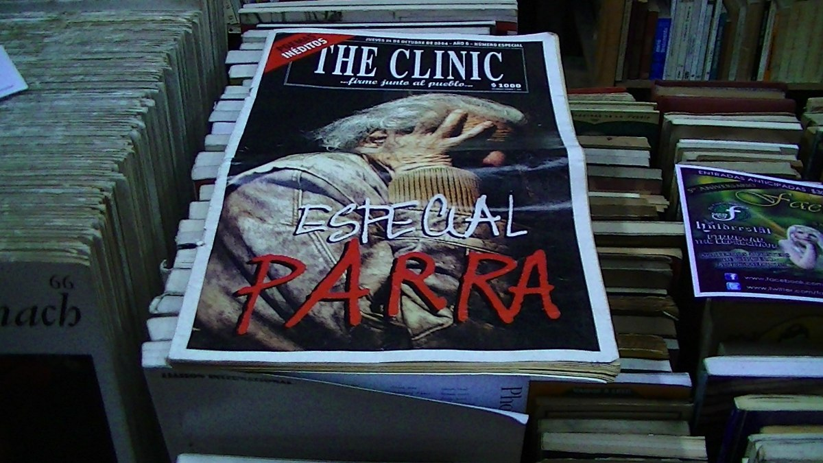 Nicanor Parra the clinic