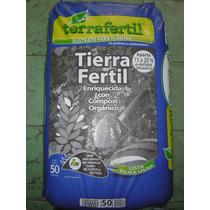 Tierra Fertil Terrafertil X 50 Lt - Compare Costo De Envío!!