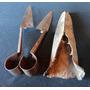Antigua Tijera De Esquilar Solingen Con Funda De Cuero 54027
