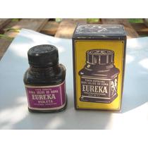 Antigua Tinta Eureka Color Violeta Contenido 60 Cc