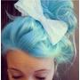 Tintura Importada Bublegum Blue Crazy Color Uk