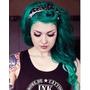 Tinturas Fantasia Verde, Turquesa Y Violeta 125ml