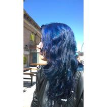 Tintura Fantasía Azul Blum 125 Cc