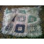 Mantillas Tejidas En Crochet