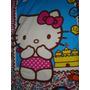 Toallon Toalla Hello Kitty Playa