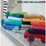 Juego De Toalla Y Toallon Arco Iris 450 Grs 100% Algodon!