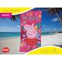 Toallon Piñata Disney Peppa Pig, Frozen, Minions Y Mas!!!