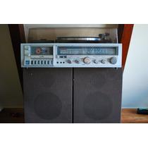 Combinado Radio Tocadisco Ambassador.