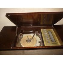 Mueble Tocadisc Antiguo