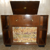 Antiguo Combinado Rca Victor - Modelo 650va1