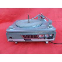 Antiguo Tocadiscos Rexson Winco Disco Vinilo Retro Vintage