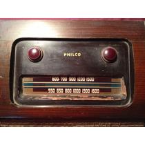 Antigua Radio - Tocadisco Philco