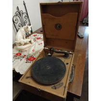 Tocadisco, Fonografo, Vitrola