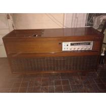 Antiguo Tocadiscos Radio Combinado Ken Brown