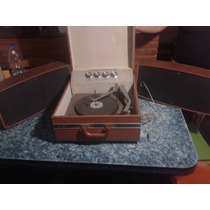 Antiguo Tocadisco Motorola Leer Bien !!