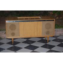 Combinado Tocadiscos Radio Rexson Diseño Vintage No Funciona