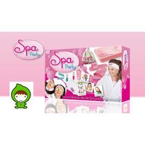 Spa Party Juego Original Mandarina R&m Babies