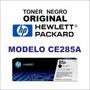 Cartucho Original Toner Negro Hp Ce285a 85a Zona Norte