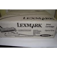 Cartucho Lexmark 10e0043 Black Para Impresora Optra C 710