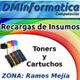 Recarga Toner Brother Tn1060- Tn410 Ramos Mejía