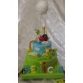 Torta Decorada Baby Tv, Pocoyo, Charlie Y Los Numeros...