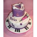 Tortas Decoradas Infantiles Violetta Cookies Y Cupcakes