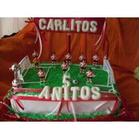 Hiper-torta Cancha Futbol Club A Eleccion