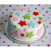 Tortas Decoradas Para Cumpleaños Y Eventos 100% Artesanales!