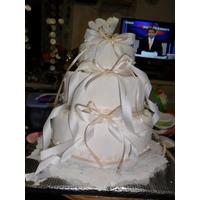 Bodas/15 Años +torta 3 Pisos+ 50 P(colores A Eleccion)