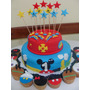 Torta Decoradas Mickey Minnie Fototorta