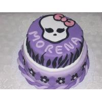 Tortas Y Cupcakes Violetta Mickey Minnie Monster High Frozen