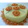 Torta Decorada Elegantes, Cumpleaños, Corazones