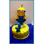 Torta Minion - Minnie- Precio Por Kg
