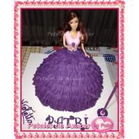 Torta Muñeca Violetta!!! Precio X Kilo
