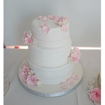 Tortas Decoradas Vintage Shabby Chic Romanticas Cumpleaños
