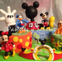 Tortas Artesanales-mickey Y Amigos En El Parque!precio Final