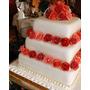Tortas Casamientos Cumpleaños De 15 Civil Catering Zona Oest