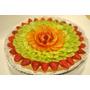 Tarta De Frutas -libre De Gluten Celíacos S/tacc - Año Nuevo