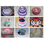 Tortas Y Cupcakes Violetta Mickey Minnie Monster High Frozen