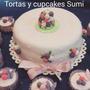 Torta Decorada 15 Porciones Quilmes, Todas Las Tematicas