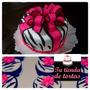 Tortas Decoradas 2k + 12 Cupcakes O 12 Cookies