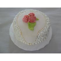 Tortas De Cumpleaños - Bautismos - Comunión - Casamientos