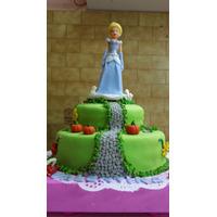 Tortas Decoradas Infantiles, Adultos,comunion Bodas,bautizos