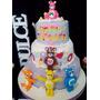Tortas Manuelita, Ositos Cariñosos, Tom Y Jerry, Angry Birds