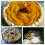 Mesas Dulces. Lemon Pie Ricota Frola Brownie