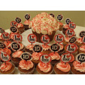 Torta Cup Cake Gigante One Direction